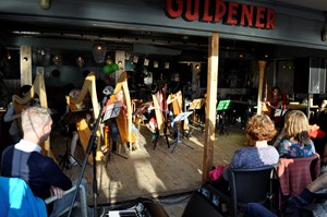 Muziekavond - Noord Hollands Harpensemble